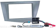 Radio Blende SEAT Leon Doppel ISO 2 DIN DD Einbau Rahmen  MOST Adapter Kabel