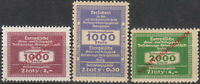 SALE Stamp Germany Poland General Gov't Revenue WWII Railroad Baggage Set MNG
