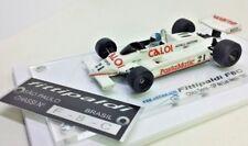 VOLAREBRASIL 1/43 MINIATURE F1`COPERSUCAR SKOL´FITTIPALDI F8C GP USA 81 C.SERRA