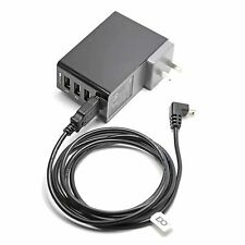 4 port USB charger power cord for Garmin Nuvi DriveSmart 50lmt 60lmt 70lm 42lm