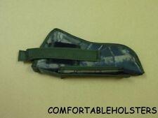 WALTHER P22 W / LASER GUN HOLSTER, CAMO,   300C w/Free Gun Cleaning Kit