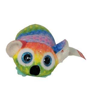 "Ty McDonalds Teeny Ty Kaleb Koala Multicolor Plush Stuffed Animal 2019 3"""