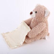Peek a Boo Teddy Bear Play Hide And Seek Lovely Cartoon Stuffed Teddy Bear 30cm