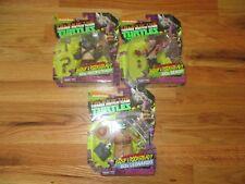 Playmates Teenage Mutant Ninja Turtles 80's Bebop Rocksteady Leonardo Tales Lot