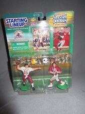 1999 Starting Line Up Doubles Jake Plummer Arizona State Phoenix Cardinals*