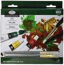 Materiales de pintura multicolor