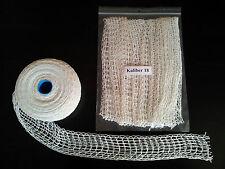 5m Kaliber 18 Bratennetz, Rollbratennetz, Schinkennetz, Rouladennetz Räuchernetz