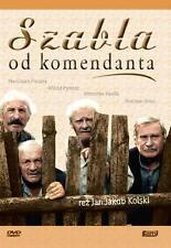 Szabla od komendanta (DVD) 1995 Jan Jakub Kolski  POLISH POLSKI