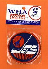 Winnipeg Jets WHA World Hockey Association Patch