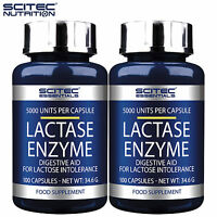 Lactase Enzyme 100-300 Caps. Lactose Digestion Digestive Dietary Supplement