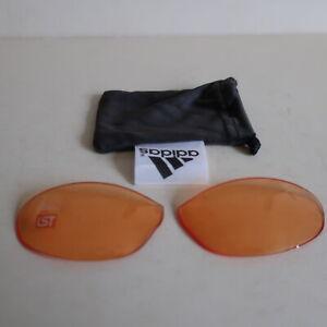 Sonnenbrille Adidas Gläser LST Bright Antifog für Evil Eye S a127 135 267 - NEU!