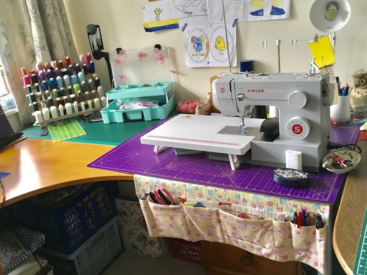 Be Happy Sewing
