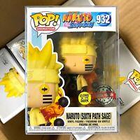 """Funko Pop Naruto : Naruto (Sixth Path Sage) #932 Vinyl Special Exclusive """"MINT"""""""