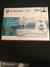 Singer 3337 Simple 29-Stitch Heavy Duty Home Mechanical Sewing Machine