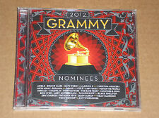 2012 GRAMMY NOMINEES (ADELE, BRUNO MARS, KATY PERRY, NICKI MINAJ) - CD