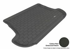 For 2003-2008 Toyota Matrix Carbon Pattern Black Custom Fit Cargo Area Liner