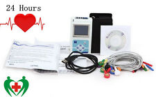 CONTEC CE&FDA 12-Channel 24hour ECG Record Holter ECG+Synchro Analysis TLC5000