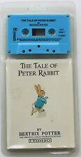 THE TALES OF PETER RABBIT CASSETTE AND BOOK...BRAND NEW AND SEALED