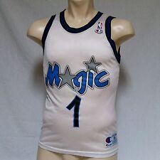 VTG Champion Jersey Anfernee Hardaway Orlando Magic 90's NBA Penny White Size 36