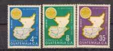 O497 50 Jahre Rotary  Landkarte  Guatemala 600/02 **/MNH