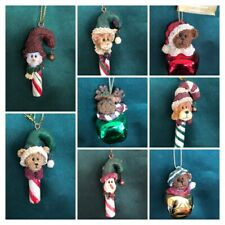 Assorted Boyds Collection Mini Ornaments Kringle Bells And Dandycanes-You Choose