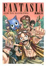 FANTASIA -FAIRY TAIL ILLUSTRATIONS- ArtBook Hiro Mashima