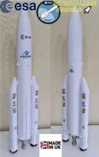 More details for ariane 5 eca es heavy lift space rocket plastic model nasa