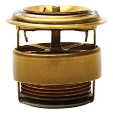 Triumph TR2-3A TR4-4A Thermostat 160°F 72°C Bellows type Classic Gold 1953-1967