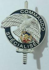 Brevet COMMANDO Spécialisé CNEC C.N.E.C Centre National d'Entraînement Commando