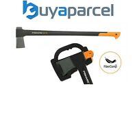Fiskars XXL-X27 122503 Splitting Axe 2.8kg 960mm Anti Shock Soft Grip FSK122503