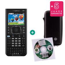 Ti nspire CX CAS Calculatrice graphique Ordinateur + sac de protection d'apprentissage-CD Garantie