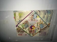 Malaysia 2015  Four Nations Exhibition 2015  ms miniature sheet