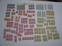 CANADA Societe St-Jean-Baptiste SSJB Poster Stamp Montreal Over 850 pcs see pics