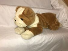 Toys R Us English Bulldog Bulldog Plush Stuffed Animal Alley Toy 21�