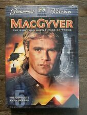 MacGyver - The Complete Fifth Season (Dvd, 1989, 6-Disc Set)