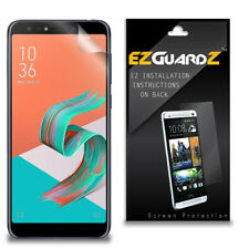 6X EZguardz Ultra Clear Screen Protector Cover HD 6X For Asus Zenfone 5Q