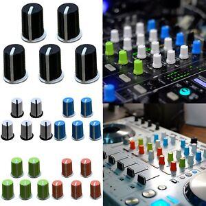 EQ Rotary Knobs EQ Potentiometer Knobs for DJ Equipment/Pioneer/Denon/Numark