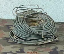 German Field Line Communication equipment of WW 2- cable /4813