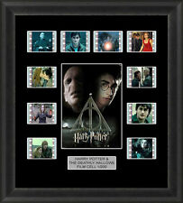 Harry Potter and the Deathly Hallows Part 1 Framed 35mm Film Cell Memorabilia v2