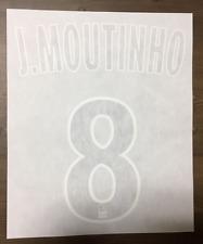 Monblason Official Authentic AS MONACO Home Nameset Print J.Moutinho 8 2016/17
