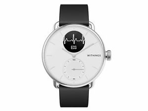 Withings ScanWatch Hybrid Smartwatch 38 mm White Genuine New