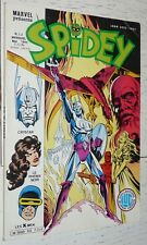 PETIT FORMAT MARVEL LUG EO SPIDEY N°52 1984 SUPER-HEROS X-MEN CRYSTAR PHENIX