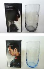 PEPSI BATMAN V SUPERMAN STRONG 2016 LIMITED EDITION GLASS SET *BRAND NEW