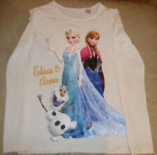 Elsa Long Sleeve T-Shirts & Tops (2-16 Years) for Girls