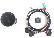 Retrofit Set Passat 3BG 3B Light Switch Cable Loom Fog Light