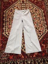 Pantalon à pinces tailleur bleu clair comme neuf Etam taille 40