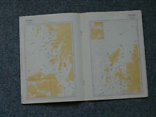Admiralty Tidal Stream Atlas NP218 NORTHERN IRELAND & WEST SCOTLAND - NEW