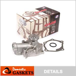 Fit 03-12 Mitsubishi Eclipse Galant 2.4L Evolution 2.0 GMB Water Pump 4G69 4G63T