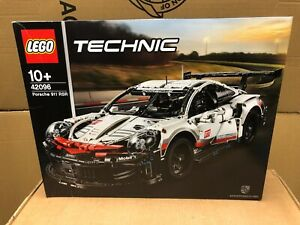 LEGO 42096 Technic PORSCHE 911 RSR NEW & Sealed BNIB