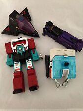 Vintage Hasbro Coleco Jetrobo Transformers And Robots